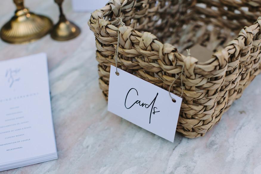 Wedding Reception Details Inspo