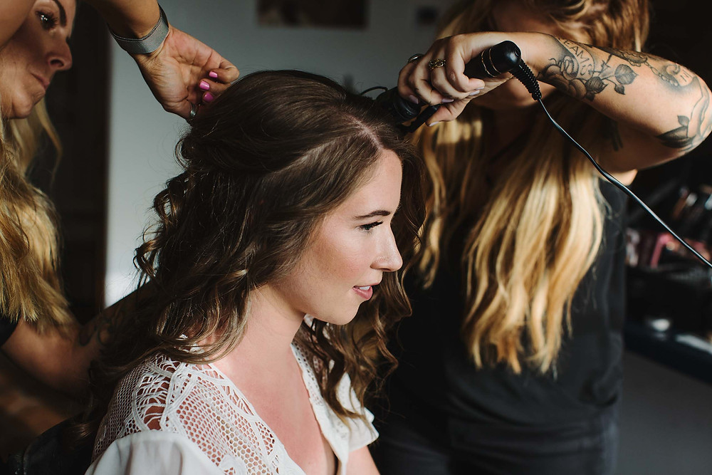 Wedding Hair and Makeup Stylists