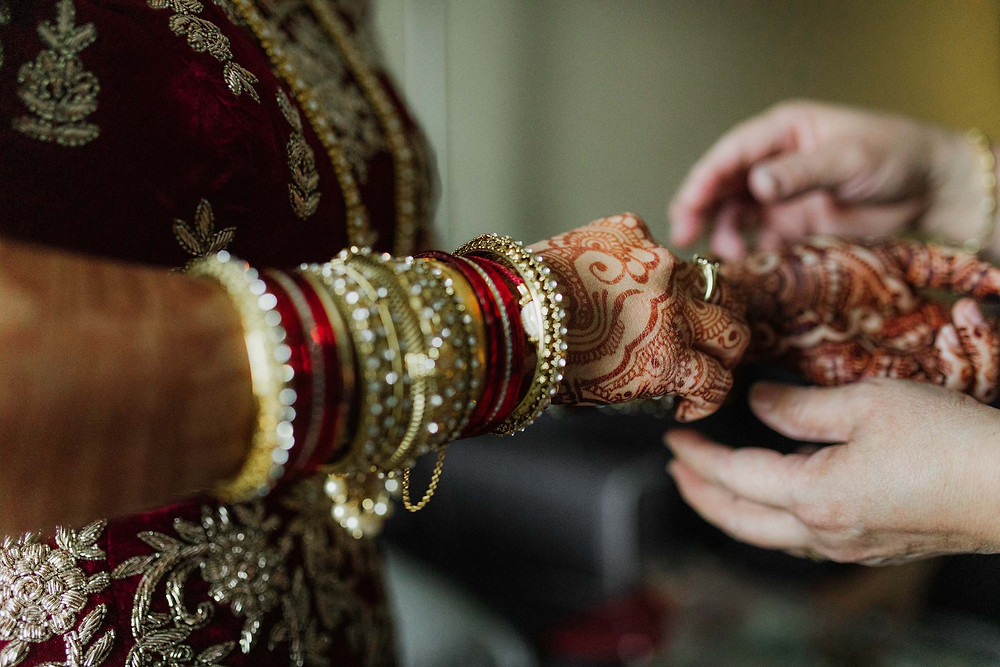 Hindu Bride Inpsiration