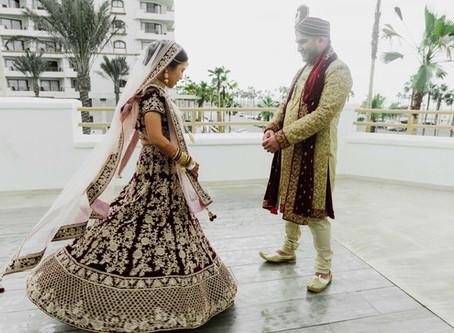 Huntington Beach Southeast Asian Wedding | Steph + Suraj