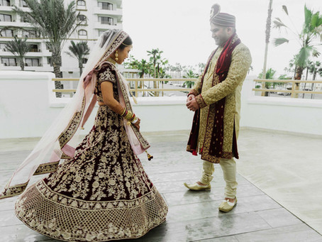 Huntington Beach Southeast Asian Wedding | Steph + Suraj