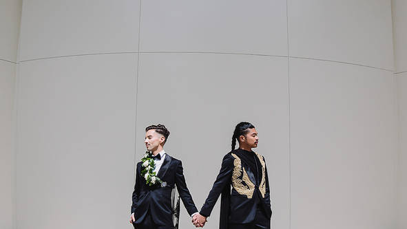 Wedding Video at Millwick, Downtown Los Angeles