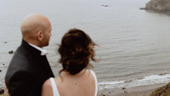 Elopement Wedding at Muir Woods