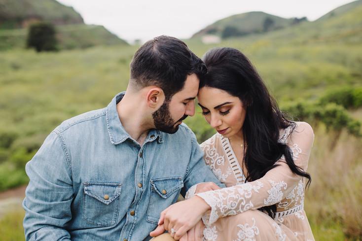 Sausalito Engagement Photography