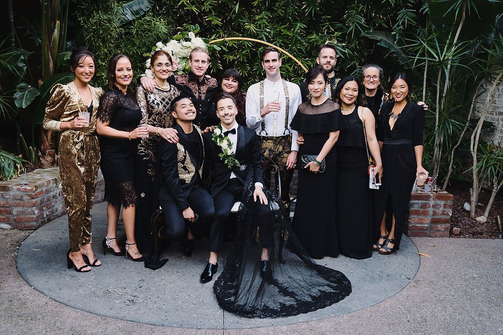 Wedding at Millwick Downtown LA