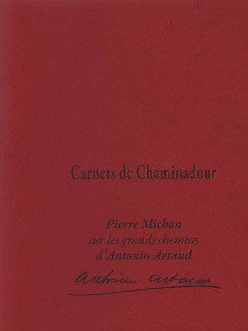 N°10 : Pierre Michon / Antonin Artaud