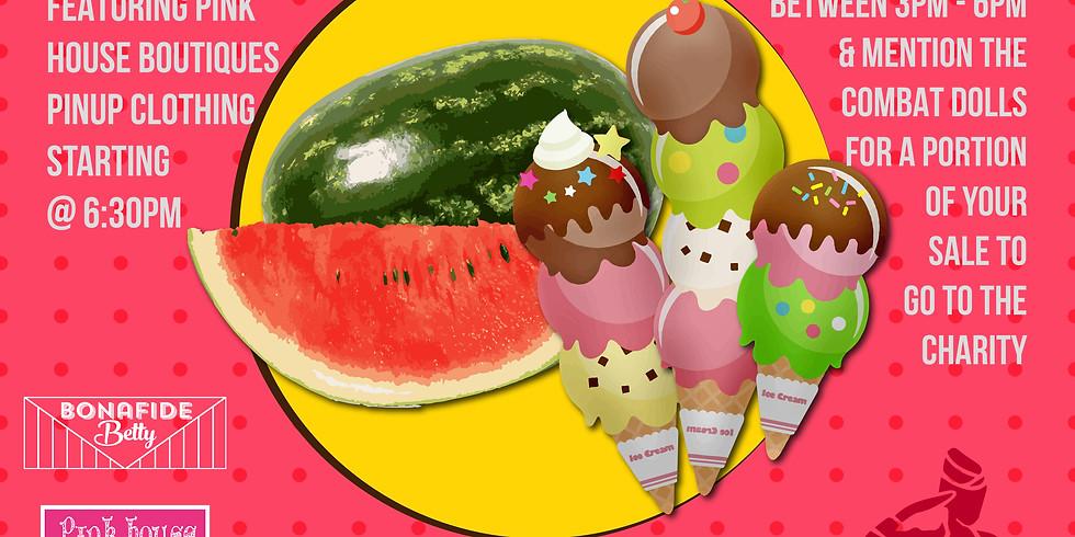 Ice Cream Social / Watermelon Festival