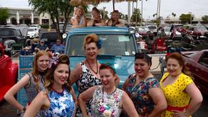 Quarterly Car Show to benefit Blue Star Moms