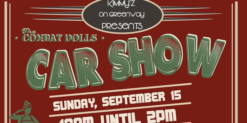 Combat Doll's Car Show