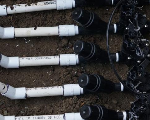 Seasonal Irrigation Maintenance