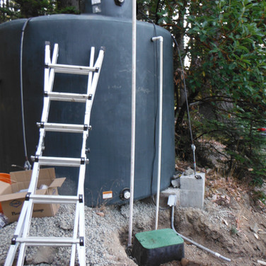 Rainwater Collection & Catchment