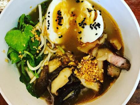 Mangan Taku Food Crawl: A Taste of Cordilleran Fusion Cuisine