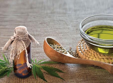 Benefits of Essential Oils & Pure CBD