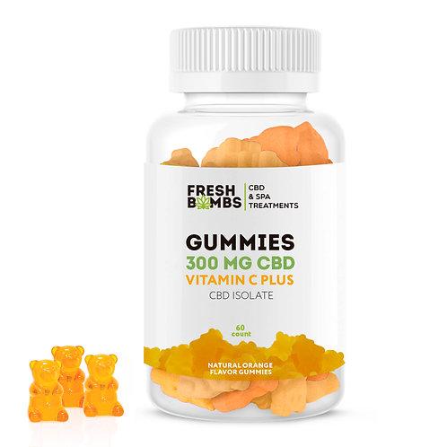 Fresh Bombs CBD Gummies - 300mg