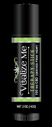 Vitalize Me Therapy Stick  0.5 oz. - 100mg CBD