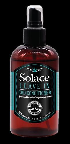 Solace Leave In CBD Conditioner  8 oz. - 100mg CBD
