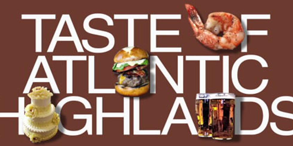 The Taste of Atlantic Highlands