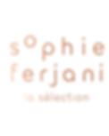 logo Sophie Ferjani la selection