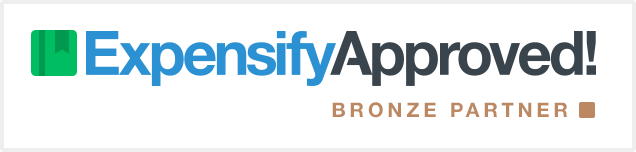 Expensify Approved Bronze Partner