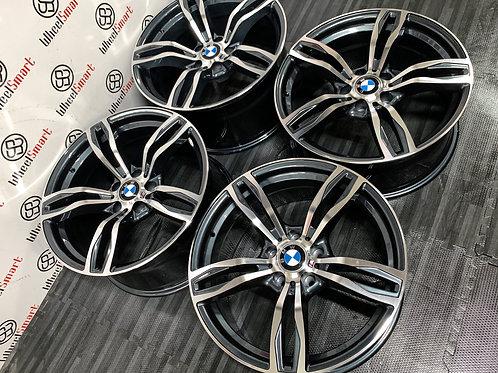 """19"""" BMW M5 F10 STYLE ALLOY WHEELS"""