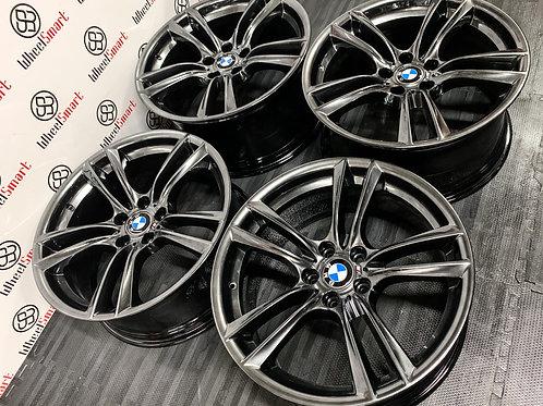 "20"" GENUINE BMW M SPORT 7SERIES ALLOY WHEELS"