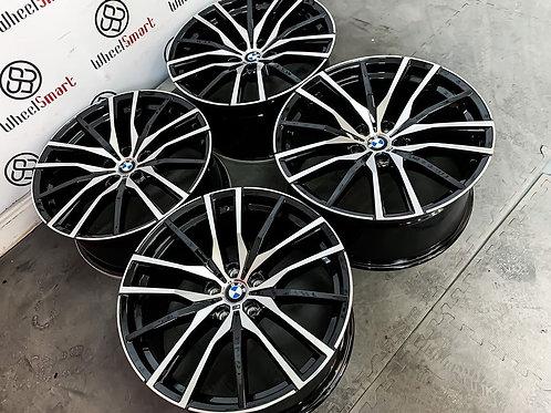 "22"" BMW X6M V1 STYLE ALLOY WHEELS"