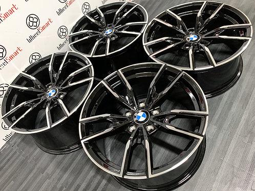 "18"" BMW STYLE ALLOY WHEELS"