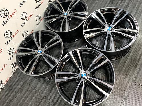 """GENUINE 19"""" BMW 442 ALLOY WHEELS"""