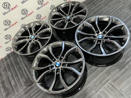 "19"" GENUINE BMW X5 ALLOY WHEELS"