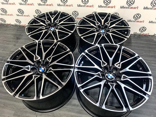 "21"" BMW X4M STYLE ALLOY WHEELS"
