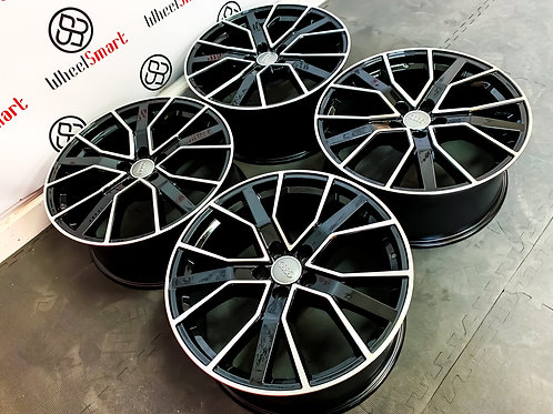 "19"" AUDI RS6 V2 SLINE ROTER V1 STYLE ALLOY WHEELS"
