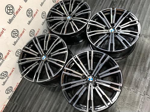 """GENUINE 18"""" BMW G30 ALLOY WHEELS"""