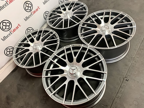"20"" MERCEDES AMG63 V1 STYLE ALLOY WHEELS"