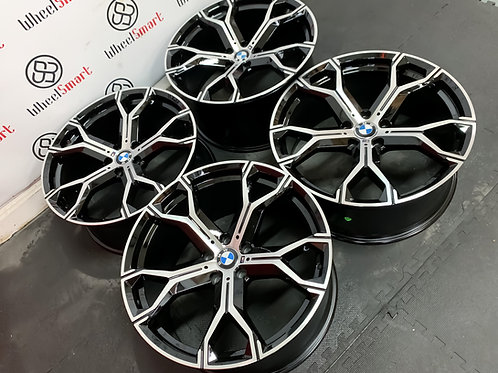 "21"" BMW X5M V2 STYLE ALLOY WHEELS V2"