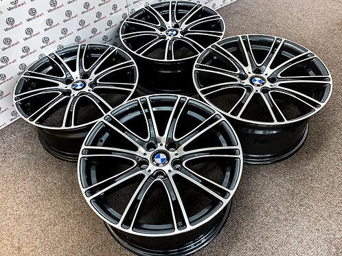 "19"" BMW MSPORT G30 STYLE ALLOY WHEELS"