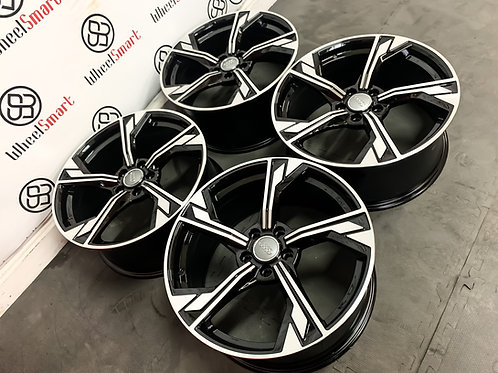 "19"" AUDI ROTER V3 ALLOY WHEELS"