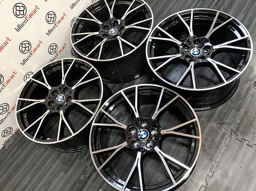 """20"""" BMW M5 F10 STYLE ALLOY WHEELS"""