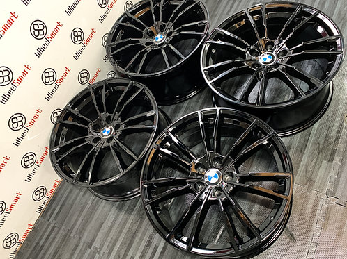 "20"" BMW M5 STYLE ALLOY WHEELS"