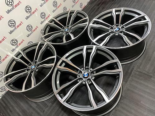 "22"" BMW X5M V1 STYLE ALLOY WHEELS"