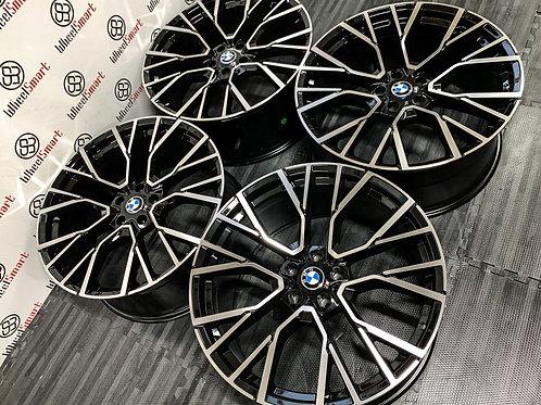 "22"" BMW  STYLE ALLOY WHEELS"