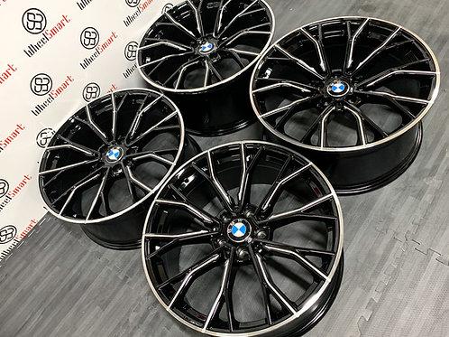 "20"" BMW M-PERFORMANCE V2 STYLE ALLOY WHEELS"