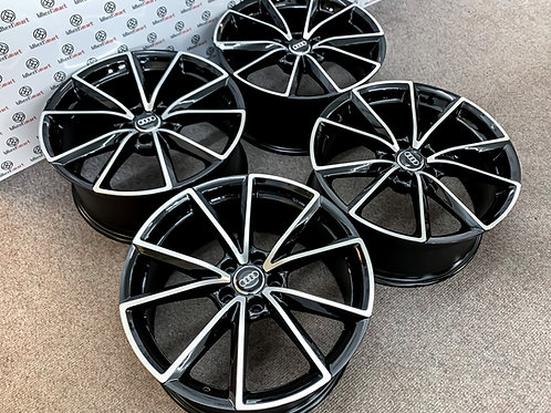 "19"" AUDI RS4 STYLE ALLOY WHEELS"
