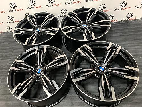 "20"" BMW M6 STYLE ALLOY WHEELS"