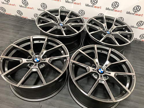 "20"" BMW M8 STYLE ALLOY WHEELS"
