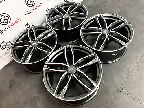 "22"" AUDI RS6 V1 STYLE ALLOY WHEELS"