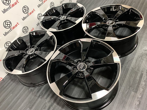 """20"""" AUDI RS3 ROTER STYLE ALLOY WHEELS"""