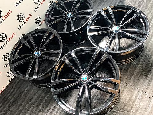 "19"" GENUINE BMW M-SPORT ALLOY WHEELS"