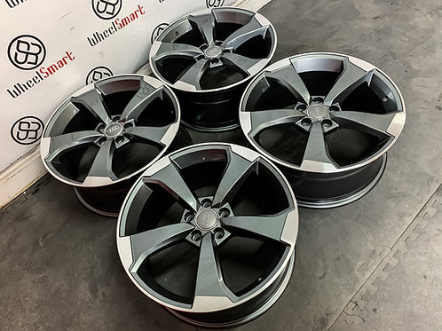 """18"""" AUDI RS3 ROTER STYLE ALLOY WHEELS"""
