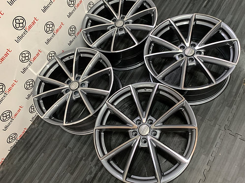 """20"""" AUDI RS4 STYLE ALLOY WHEELS"""