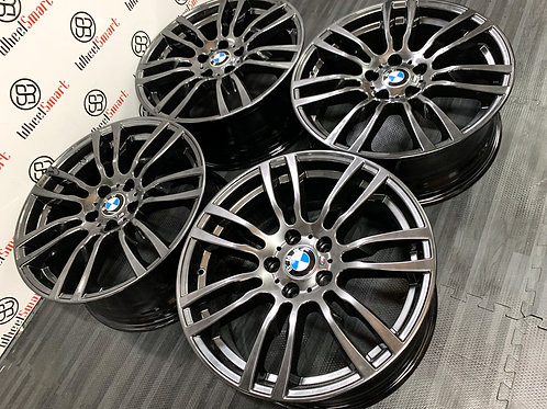 "19"" GENUINE BMW M SPORT ALLOY WHEELS"